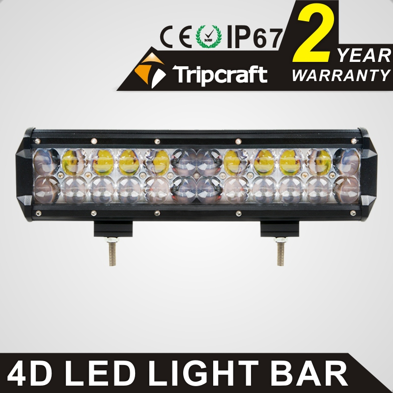 TRIPCRAFT 120w 4D led work light bar super bright car driving lamp for Tractor Boat OffRoad truck fog lamp spot flood combo beam tripcraft 12000lm car light 120w led work light bar for tractor boat offroad 4wd 4x4 truck suv atv spot flood combo beam 12v 24v
