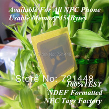 NFC 35*35mm Bellek TOPAZ512