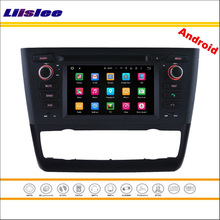 Liislee Car Android Multimedia For BMW E81 / E82 / E88 1 Series 2004 Onwards Stereo Radio DVD Player GPS Nav Navigation System