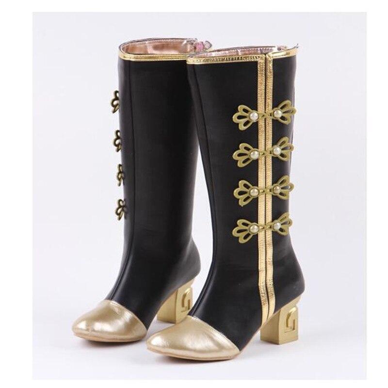 New Hot Sale Lovelive Maki Nishikino Minami Kotori Awaken Love Live Cosplay  shoes cs313170