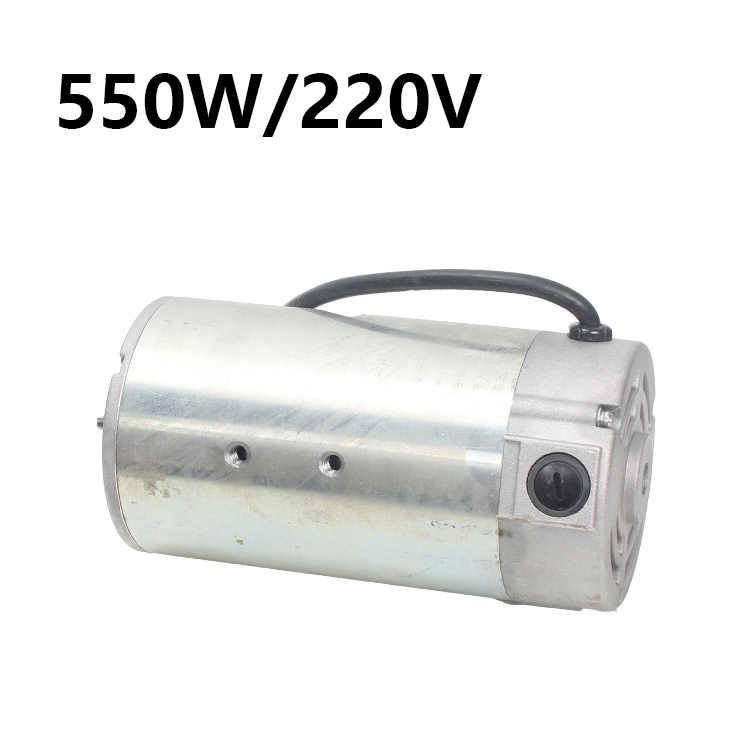 550 w & 400 w dc brosse moteur 220 v & 110 v 83ZYT001/83ZYT002/83ZYT007 0618-150 Mini tour moteur