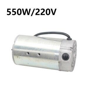 Image 5 - 550w&400w dc brush motor 220v&110v 83ZYT001/83ZYT002/83ZYT007 0618 150 Mini lathe motor