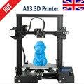Zrprinting 3D Принтер Высокоточный DIY Набор самосборки с функцией повторной печати