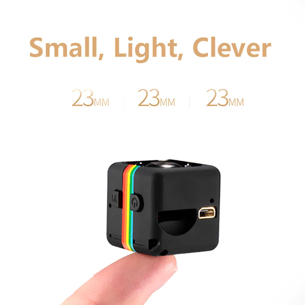 2018 SQ11 мини Камера HD 1080 P Камера Ночное видение мини видео камера Камера DV видео голос Регистраторы микро Камера s