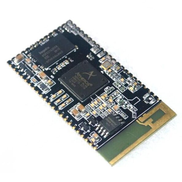 Free Shipping   Som9331 AR9331 Module Development Board OpenWrt Linux Core Board
