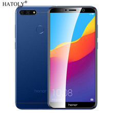2pcs Huawei Y5 Prime 2018 Tempered Glass Screen Protector Phone Film