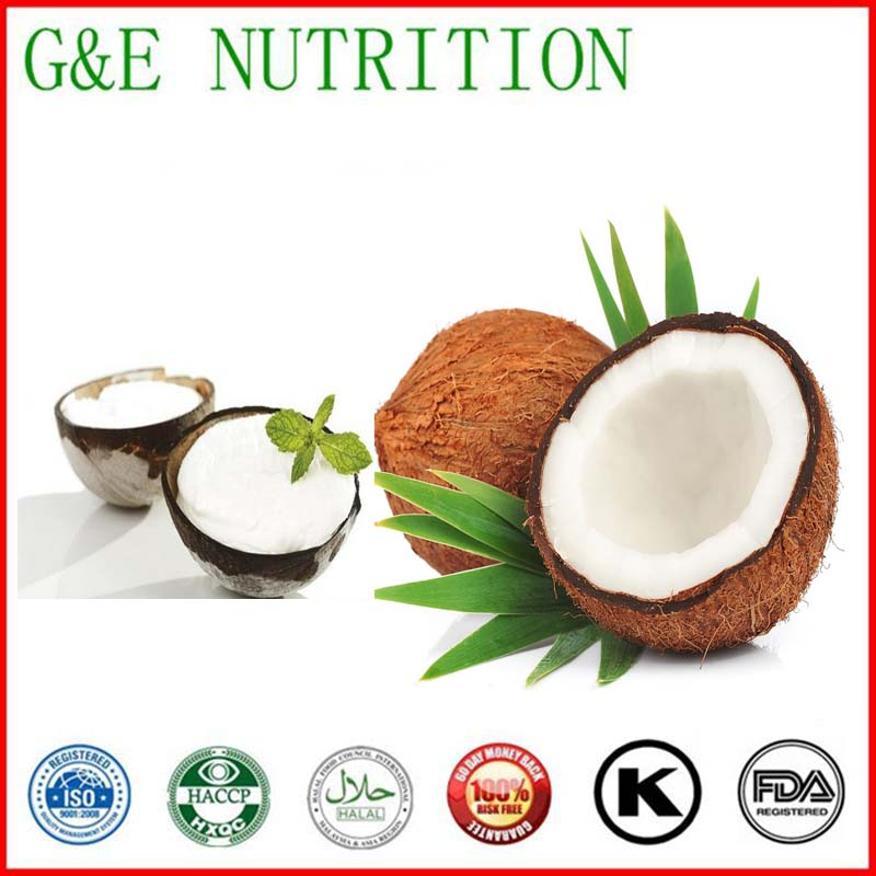 100g New Arrival Coconut/ Cocos nucifera/ cocoanut/ kelapa fruit powder with free shipping
