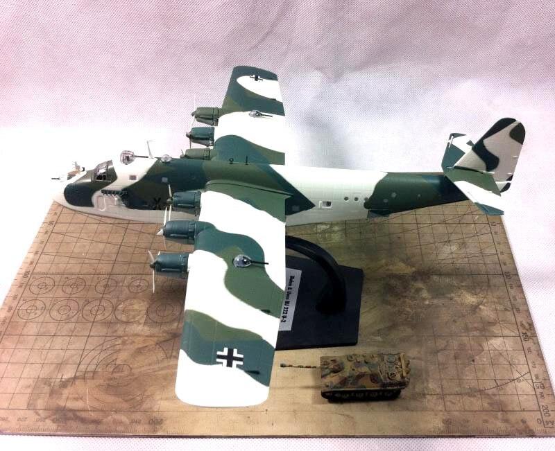 ФОТО rare IXO 1:400 Germany in World War II V-2 BV222