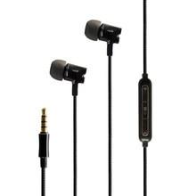TENNMAK 800 HiFi in ear ceramic earphone earbud with microphone & remote
