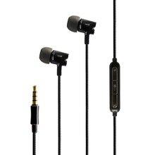 TENNMAK 800 HiFi in ear in ceramica auricolare con microfono e telecomando