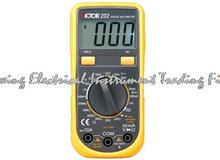 Fast arrivalVICTOR 202 VC202 Portable Handheld Multimeter Digital AC / DC Multimeter
