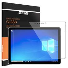 MEGOO משטח ללכת מזג זכוכית מסך מגן אנטי שריטה סרט עבור Microsoft משטח ללכת 10 אינץ