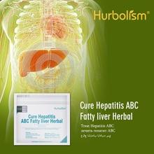 Формула для лечения печеночных заболеваний, предотвращения гепатита А, В и С, лечения и предотвращения цирроза, жирных заболеваний печенки, FLD, 50 шт./лот