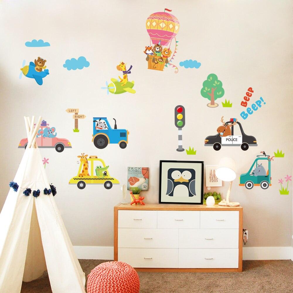 Children happy wall sticker for kid rooms bedrooms...