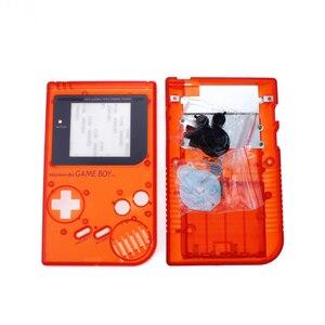 Image 3 - 14 צבעים זמינים משחק החלפת מקרה פלסטיק מעטפת כיסוי עבור Nintendo GB עבור Gameboy קלאסי קונסולת מקרה דיור