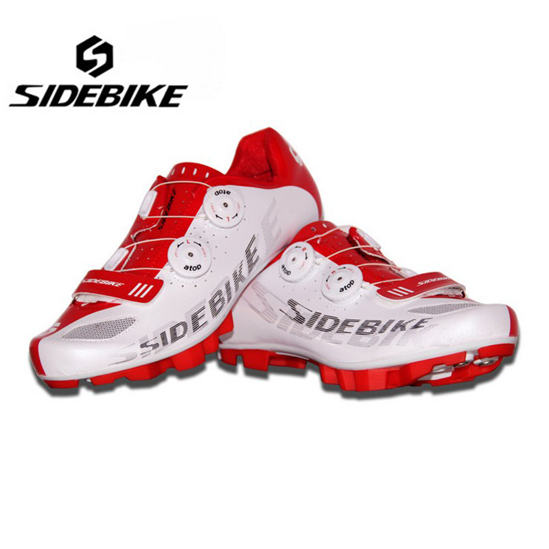 SIDEBIKE Mtb Shoes for Men Women Cycling Bicycle Lock Shoes Wearable mountain Bike shoes Riding Bike Equipment Ciclismo Zapatos