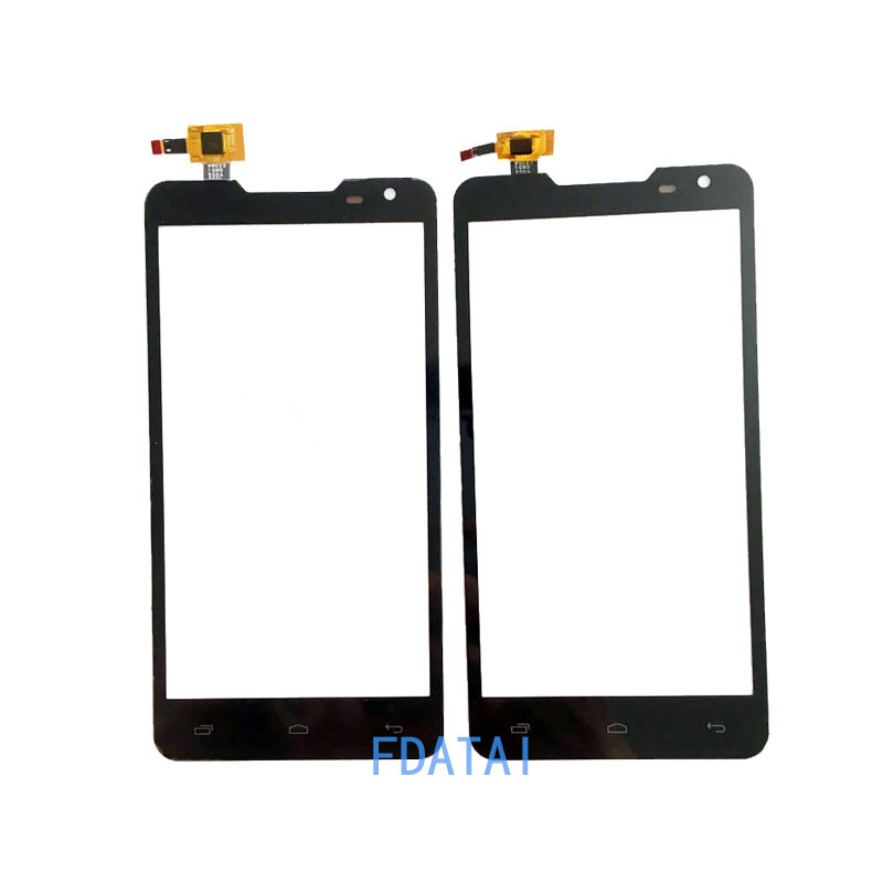 5.0 Inch Black Sensor For Prestigio MultiPhone PAP 5044 PAP5044 Duo Touch Screen Digitizer Glass Panel Free Shipping