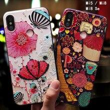 Yonlintan роскошный банк, крышка, чехол для xiomi Xiaomi mi 8 mi 8 se 8se mi 5 5 телефон случаях задней мягкой 3D силиконовый etui милые