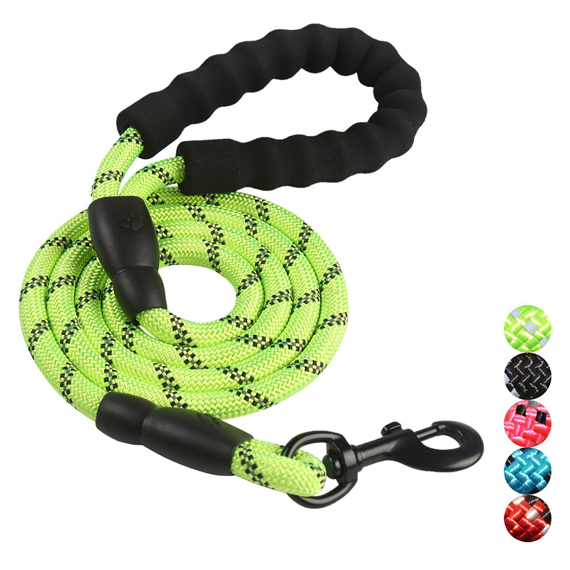 Super Strong Larger Dog Collar Leash (10)