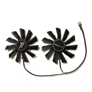 PLD10010S12HH 95MM 4Pin 12V 0.4A Video Cooler Fan For Graphics Card MSI R9 290X 280X 270X 260X Cooling System As Replacement(China)