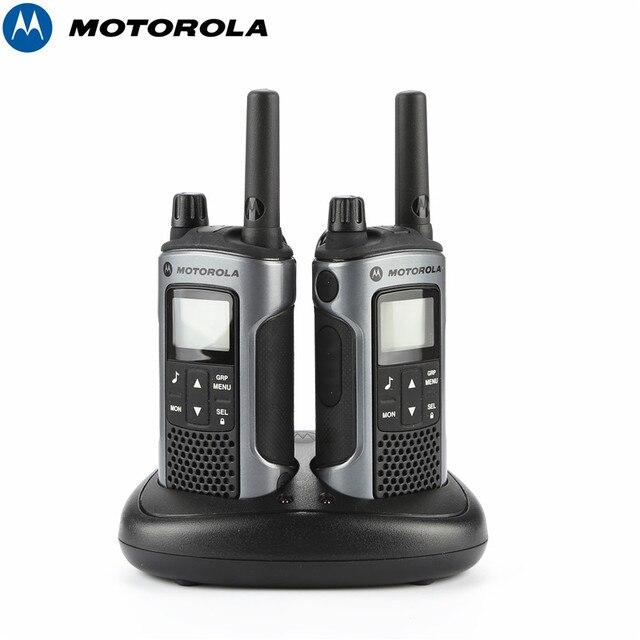 Longue Portée Motorola Talkie Walkie Tlkr T Avec Affichage Et - Talkie walkie longue portée