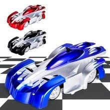 Новый RC забирающаяся на стены машинка удаленного Управление анти Гравитация потолок гоночный автомобиль электрические игрушки машина Авто подарок для детский Радиоуправляемый автомобиль новый