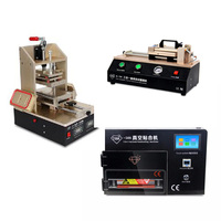TBK 508 Touch Screen OCA Vacuum Laminating Machine Vacuum Laminator No Need Air Compressor No Need Vacuum Pump No Bubble