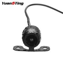 YuanTing CCD Автомобильная камера заднего вида Автостоянка обратный резервный камера ночное видение водостойкий 170 градусов HD изображения Универсальный