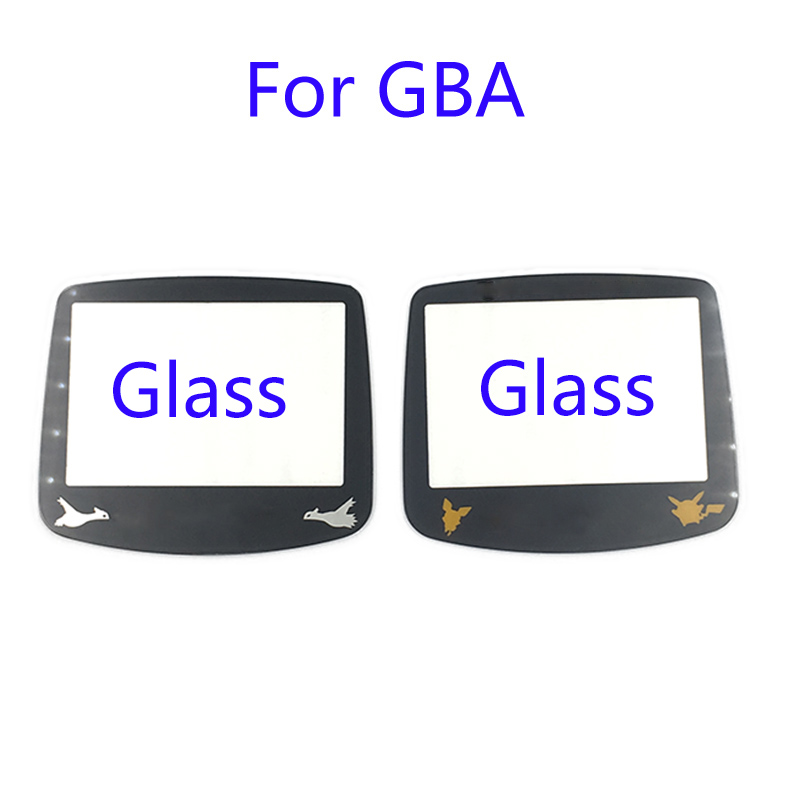 2PCS Glass Lens for GBA Screen Lens Protector Cover for Gameboy Advance2PCS Glass Lens for GBA Screen Lens Protector Cover for Gameboy Advance