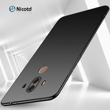 все цены на Luxury PC Hard Matte case For Huawei Mate 10 10pro lite Cover cases For Huawei Mate 20 20X Mate 20 lite pro Plastic Back cover онлайн