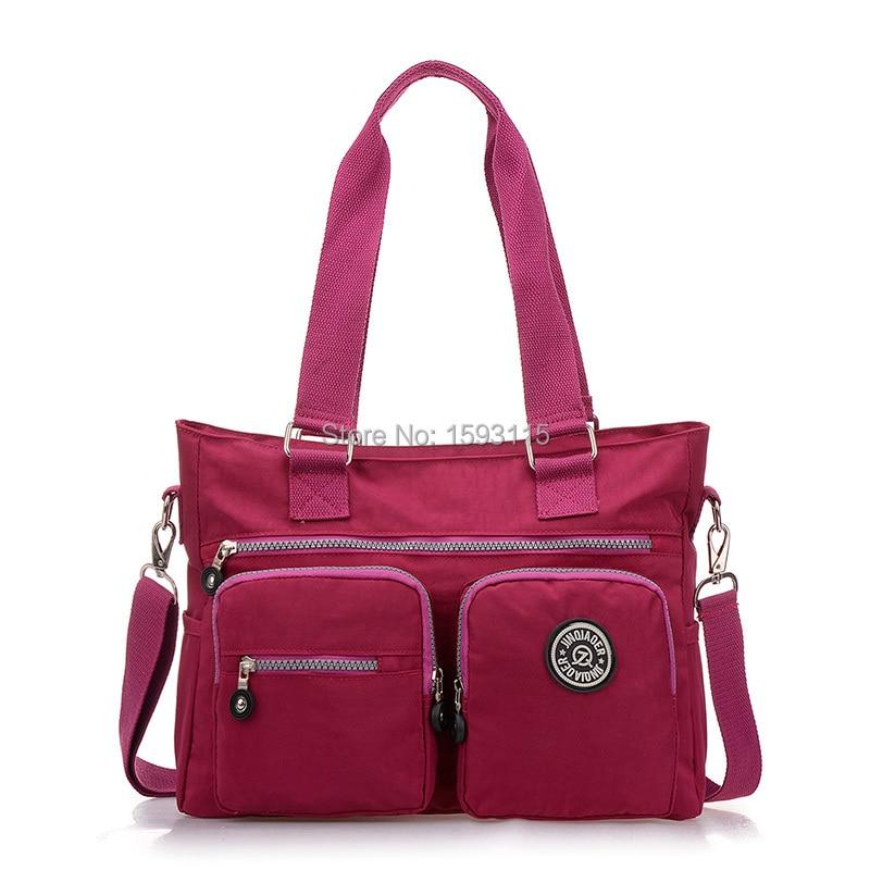 785dffa33f0 2018 NEW hot handbags women s casual Waterproof nylon bag fashion one shoulder  women messenger bags