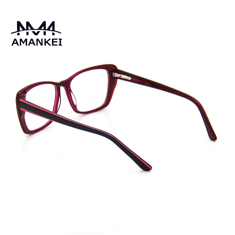 6bad0d70e Aliexpress.com : Buy Acetate Best Womens Eyeglasses Discount Revo Custom  Safety Eyewear Frames Female Square Optical Glasses Frame with Case from  Reliable ...