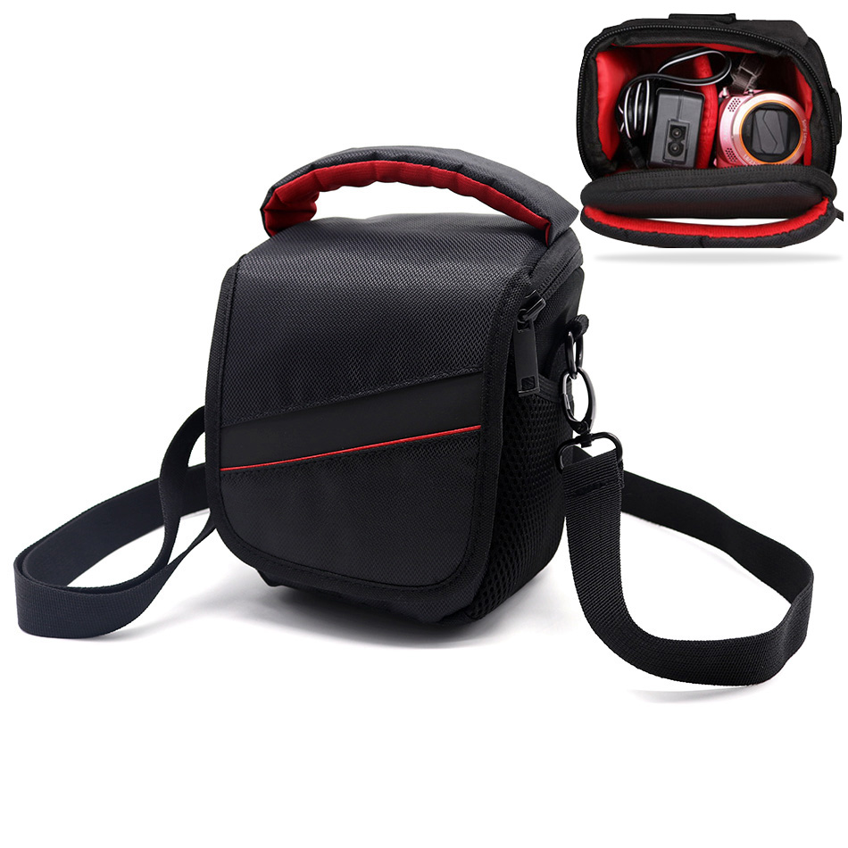 Anti-vibration Camera Bag For Panasonic Dmc-gf2 Gf3 Gf5 Gf6 Gf7 Gf8 Gx1 Micro Single Camera Case 14-42 Mm Lens Portable Soft Bag