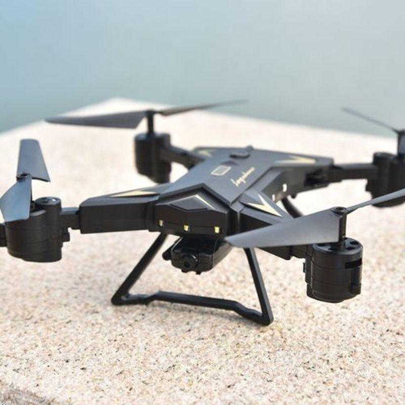 Caméra HD Drone quadrirotor 5MP 1080P grand angle FPV caméra Drone KY601SW quadrirotor 1800mah batterie RTF