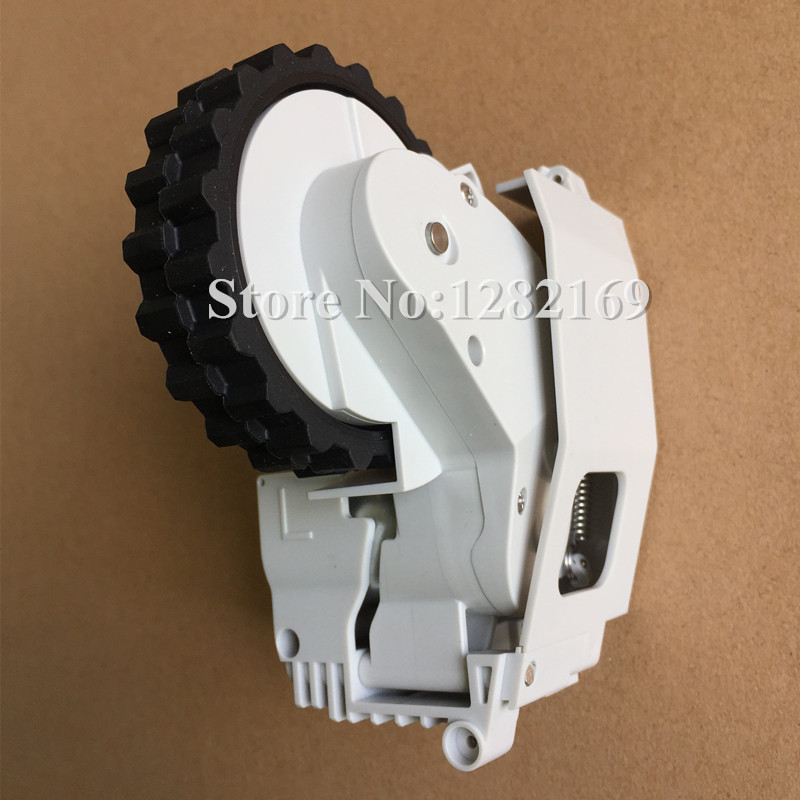 1 Piece Robot Vacuum Cleaner Left Wheel Including Wheel Assembly Replacement For Xiaomi Mi Robotisc Sweeper