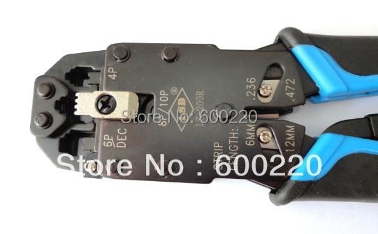Herramienta de crimpado RJ45 Herramienta de crimpado de conector de - Herramientas manuales - foto 4