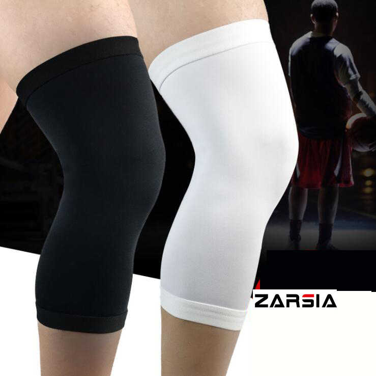 1 pc Basketball knee pads breathable compression Leggings tights outdoor running fitness hiking climbing gear