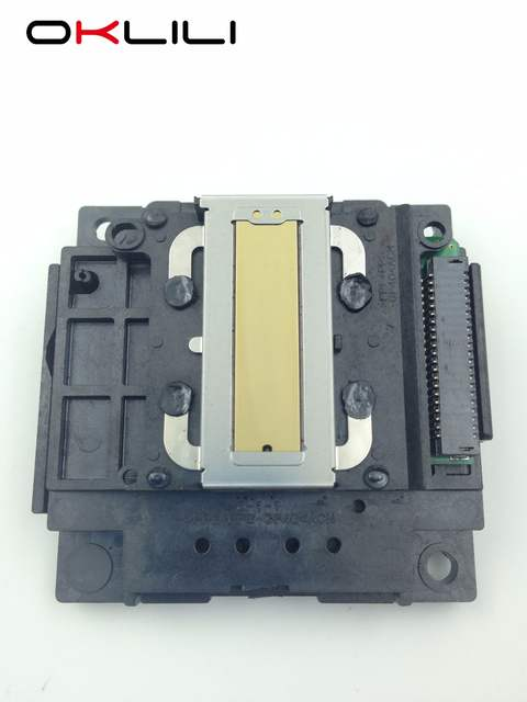 US $32 98 10% OFF|FA04010 FA04000 Printhead Print Head for Epson L120 L210  L300 L350 L355 L550 L555 L551 L558 XP 412 XP 413 XP 415 XP 420 XP 423-in