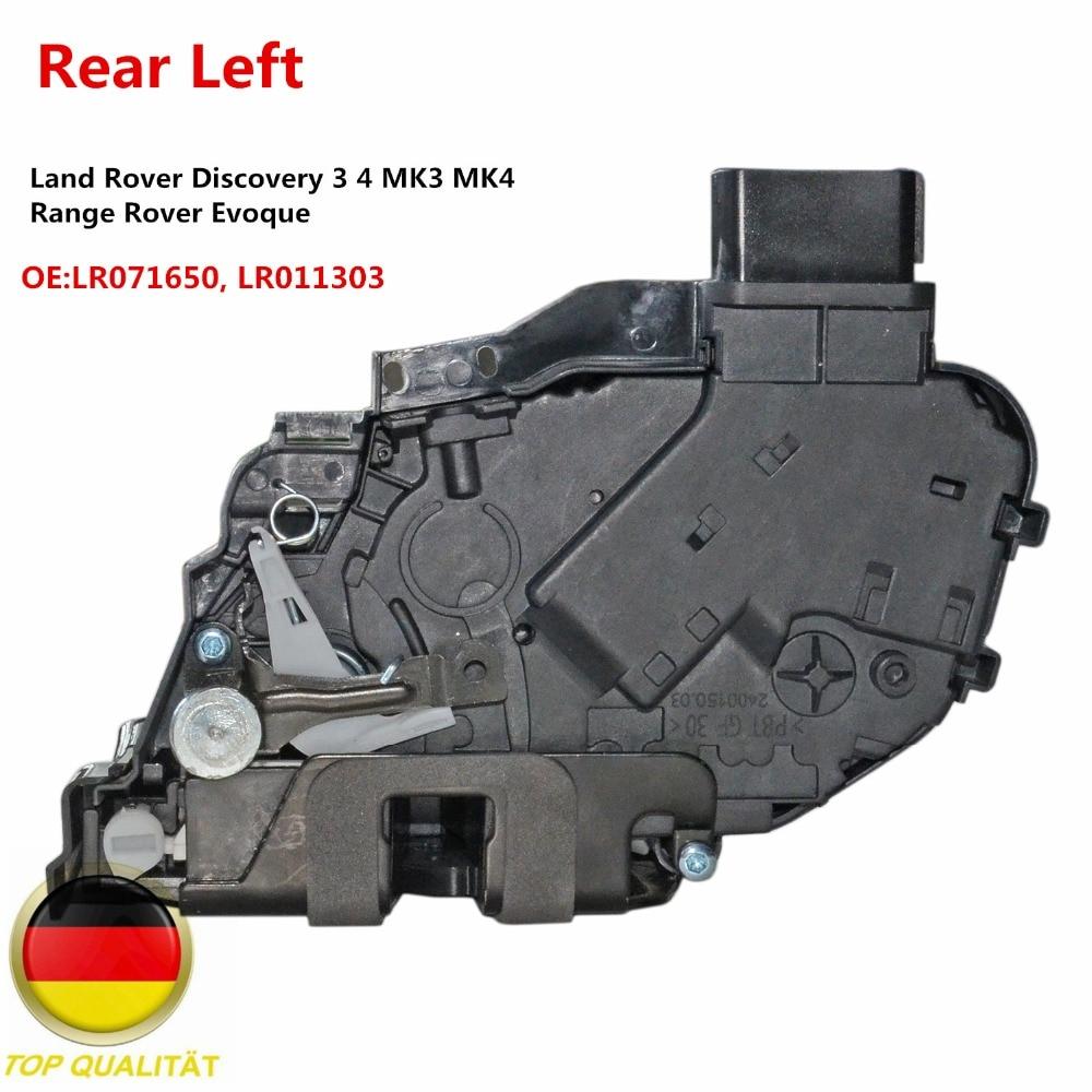 Discovery Mk4 Evoque Rear Right Power Door Lock Actuator For Range Rover Sport