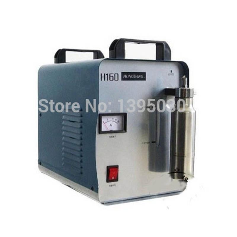 110V High power H160 acrylic flame polishing machine polishing machine word crystal polishing machine  цены