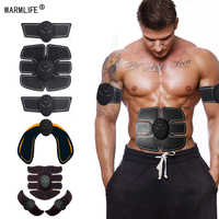 Elektrische Muscle Stimulator ems Drahtlose Gesäß Hüfte Trainer Bauch ABS Stimulator Fitness Körper Abnehmen Massager