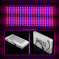 New Looking 300W Led Grow Light 252pcs SMD 192RED 60BLUE 85 265V Could Be Used All