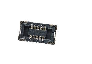 "Image 1 - 10 pçs/lote para macbook pro retina 13 ""a1502 a1502 teclado backlight fpc conector conetact na placa lógica fix parte"
