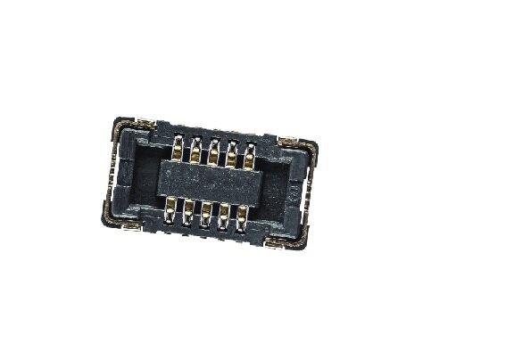 "10 pçs/lote para macbook pro retina 13 ""a1502 a1502 teclado backlight fpc conector conetact na placa lógica fix parte"