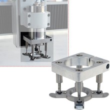 Diameter 85mm spindle holder For CNC Router CNC Automatic Pressure Plate For CNC engraving machine Clamp Plate