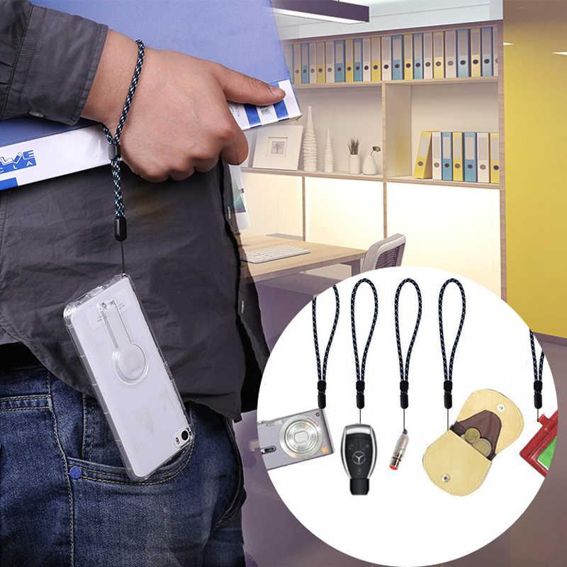 Ponsel tali pesona untuk samsung galaxy s7 edge aplle iphone 5 s 4 6 Ditambah 6 s 7 Kamera Ponsel Tali Lanyard untuk Kunci Dekorasi
