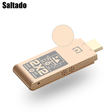 Saltado Wireless WiFi HDMI Display Dongle 2.4GHz TV Stick Miracast Airplay DLNA  for Smart Phones PC
