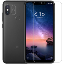 For xiaomi redmi note 6 pro Glass Nillkin Amazing H / H+PRO Tempered phone Screen Protector Cover