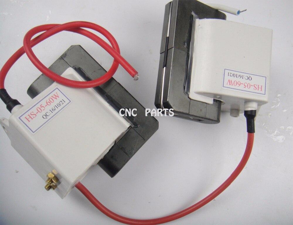 Трансформатор Flyback высокого напряжения для CO2 60 Вт, лазерный источник питания|transformer transformer|transformer high voltagetransformer voltage | АлиЭкспресс