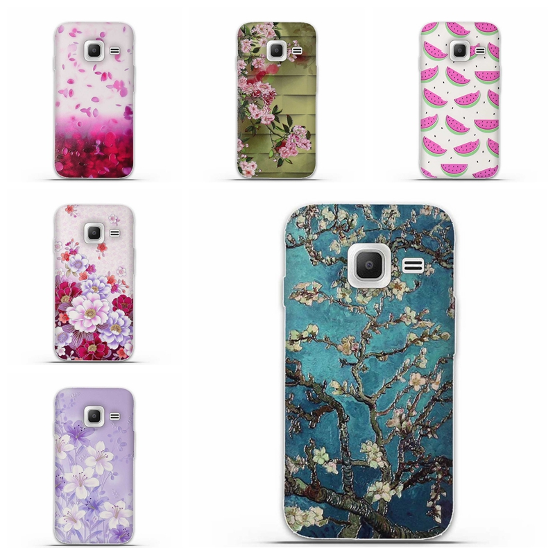 For Samsung Galaxy J1 Mini J105 J105H J1 Mini 2016 SM-J105H SM-J105 J1 Nxt Duos Phone Back Cover Soft Rubber Skin Gel Shell Case
